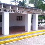 Entrega la SICOM infraestructura de modernización  de Bibliotecas en  Calvillo