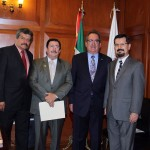 JORGE MARTÍNEZ NUEVO DIRECTOR DEL HOSPITAL DE CALVILLO