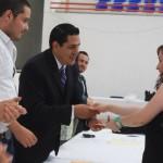 ENTREGA ALCALDE 123 BECAS DEL PROGRAMA 3X1  A ESTUDIANTES DE UNIVERSIDAD