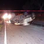 JOVEN PIERDE LA VIDA EN ACCIDENTE AUTOMOVILÍSTICO EN MESA GRANDE