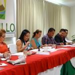SE REÚNE EL SECTOR TURÍSTICO DE CALVILLO CON LA COMISION DE DESARROLLO ECONOMICO