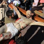 INICIAN RESTAURACIÓN DE FIGURA HISTÓRICA Y RELIGIOSA EN CALVILLO