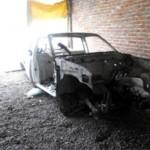 POLICÍAS DE CALVILLO LOCALIZAN FINCA QUE ERA UTILIZADA COMO DESHUESADERO