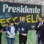 """REGRESA EL PROGRAMA DE ATENCIÓN A PLANTELES """"PRESIDENTE EN TU ESCUELA"""""""