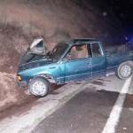 TRES LESIONADOS EN ACCIDENTE EN EL LIBREMIENTO