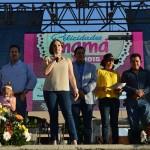 DIF DE CALVILLO FESTEJA A LAS MAMÁS