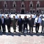 Corporaciones de seguridad garantizarán para Aguascalientes unas elecciones tranquilas