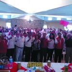 CONTUNDENTE RESPALDO PARTIDISTA A GREGORIO ZAMARRIPA EN LOS MUNICIPIOS