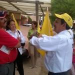 Mejorar el salario es prioridad para el Prd Rubén Martínez Ballin