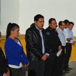 ENTREGANSEGURO DE VIDA A FAMILIADELOFICIAL FALLECIDOEN CALVILLO.