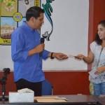 RINDE FRUTOS PROGRAMA A LA ESCUELA SEGURO