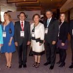 Destacadas empresarias promueven con éxito a la entidad en Lima, Perú