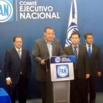 EL PAN EN AGUASCALIENTES ESTÁ LISTO PARA LA ELECCIÓN DEL NUEVO DIRIGENTE NACIONAL