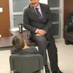 La PME recupera al niño Luis Guillermo