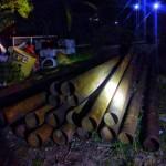POR LA POSESIÓN DE 18 TUBOS DE RIEGO CON VALOR DE 150 MIL
