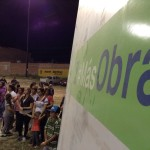LA OBRA PÚBLICA NO PARA EN LAS COMUNIDADES DE CALVILLO