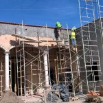 Avanza rehabilitación y restauración de laCasa de Cultura de Calvillo