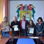 AYUNTAMIENTO DE CALVILLO CONTINÚA APOYANDO INSTITUCIONES EDUCATIVAS