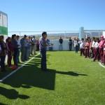 CALVILLO ES MÁS DEPORTISTA GRACIAS A NUEVOS ESPACIOS EN CABECERA Y COMUNIDADES