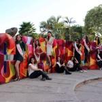 Aspirantes a Reina de la Feria Visitan Pueblo Mágico de Calvillo