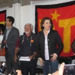 LORENA MARTÍNEZ CANDIDATA OFICIAL DEL PT A GOBERNADORA