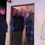 EL SECRETARIO DE SEGURIDAD PÚBLICA DEL ESTADO Y EL COORDINADOR DE PROTECCION CIVIL DEL ESTADO SUPERVISARON CAMINAMIENTOS, CARRETERAS Y TERRACERÍAS DE SAN JOSÉ DE GRACIA, LA SIERRA FRÍA Y CALVILLO