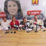 """Exhorto al PAN hacer éticos, civilizados y democráticos: PT a nombre de la Coalición """"Aguascalientes grande y para todos"""""""