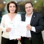 SE COMPROMETE LORENA CON LA AGENDA CIUDADANA DE TRANSPARENCIA Y DESARROLLO ECONÓMICO