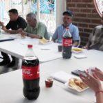 PRODUCTORES DE GUAYABA SE REÚNEN CON CECY VALDIVIA