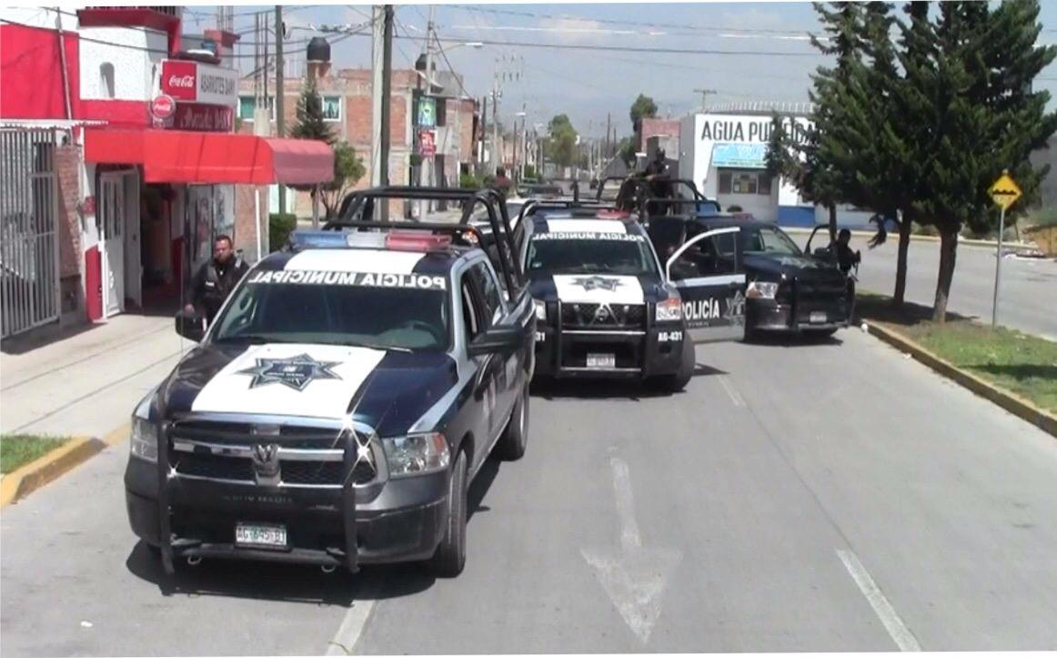 DELINCUENTES ATRACAN A TRABAJADORA DEL ISSEA EN PLENO CENTRO DE CALVILLO