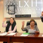 APRUEBAN EN COMISIÓN, INICIATIVA QUE PLANTEA  PARIDAD DE GÉNERO EN CARGOS DIRECTIVOS DE PARTIDOS POLÍTICOS