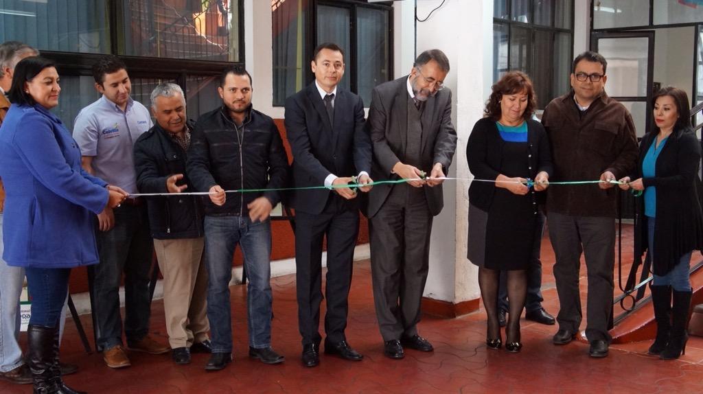INAUGURAN EXPOSICIÓN DE CARICATURISTAS EN PALACION MUNICIPAL DE CALVILLO