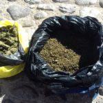 "Policías de Calvillo detuvieron a presunto distribuidor con aproximadamente 2 kilos de ""marihuana"""