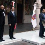CELEBRA MARTÍN OROZCO SANDOVAL  APROBACIÓN DEL PRESUPUESTO Y LA LEY DE INGRESOS PARA 2017