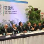 ENCABEZA MOS LA PRIMERA SESIÓN ORDINARIA DEL CONSEJO ESTATAL PARA EL DESARROLLO RURAL SUSTENTABLE