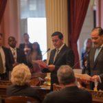 GOBERNADOR DE AGUASCALIENTES EMPRENDE ACCIONES A FAVOR DE MIGRANTES EN CALIFORNIA