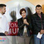YOLANDA RAMÍREZ DE OROZCO INAUGURA COMEDOR COMUNITARIO EN EL MUNICIPIO DE CALVILLO