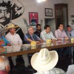 JAVIER LUÉVANO NÚÑEZ, ENCABEZÓ EL 79 ANIVERSARIO DEL EJIDO LA LABOR, EN EL MUNICIPIO DE CALVILLO.