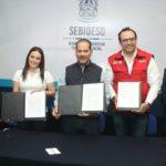 GOBIERNO DEL ESTADO Y CONAFE FIRMAN CONVENIO PARA ABATIR REZAGO EDUCATIVO Y SOCIAL