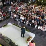 ADÁN VALDIVIA LÓPEZ PRESENTÓ SU INFORME 100 DÍAS DE ACCIONES CONTIGO