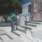 APOYA EL GOBIERNO DE CALVILLO LOS SERVICIOS DE SALUD
