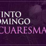 ÚLTIMO DOMINGO DE CUARESMA