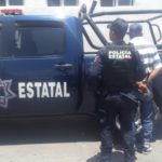 •DETIENEN EN EL MUNICIPIO DE CALVILLO A CUATRO SUJETOS, UNO DE LOS CUALES LLEVABA UN ARMA DE FUEGO