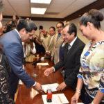 GOBIERNO DEL ESTADO ENVÍA INICIATIVA AL CONGRESO PARA  PROTEGER LOS DATOS PERSONALES DE LOS CIUDADANOS
