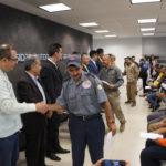 Reconocen a combatientes de incendios forestales en Aguascalientes