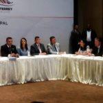 Adán Valdivia participó en los trabajos de la asamblea general de la CNSPM