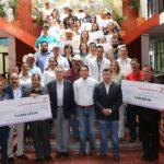 Apoyos por casi 3 millones de pesos a migrantes entregaron Gobierno de Calvillo, SEDESOL y SEGOB
