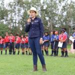 Formación en valores a través del juego y la convivencia en el Plan Vacacional En Equipo Contigo 2017