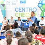 CONTRIBUYE GOBIERNO DEL ESTADO AL FORTALECIMIENTO FAMILIAR Y SOCIAL DE SAN FRANCISCO DE LOS ROMO