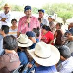 ENTREGA GOBERNADOR OBRA PÚBLICA EN BENEFICIO DE MÁS DE OCHO MIL HABITANTES DE SAN JOSÉ DE GRACIA